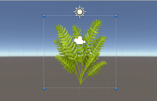 Making foliage wave in a 2D game with wind  | Moonblog
