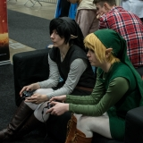 Link and... linkle?